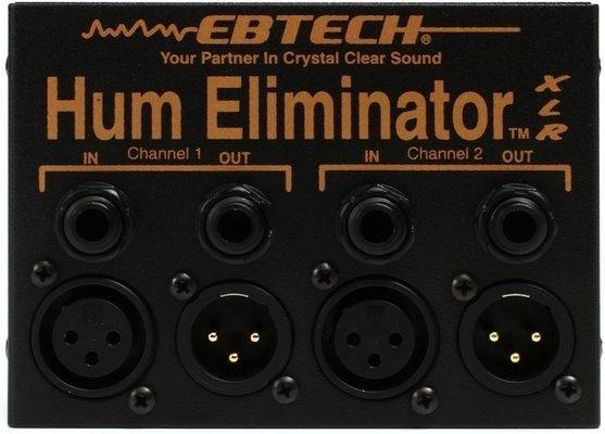 Morley Ebtech Hum Eliminator 2 channel Box XLR