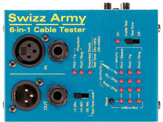 Morley Ebtech Swizz Army 6 in 1 Cable Testers
