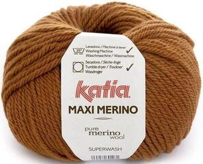 Katia Maxi Merino 44 Chocolate Brown