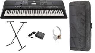 Yamaha PSR-EW410 Deluxe Set