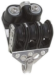 Viadana 22mm Triple Block With Carbon Fibre Ball Bearing Cam Cleat