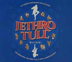 Jethro Tull 50 For 50 (3 CD)