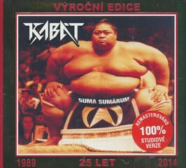 Kabát Suma Sumarum 2013 Remastered (3 CD/DVD)