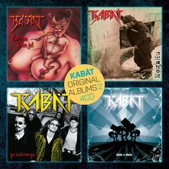 Kabát Original Albums 4CD Vol.2 (4 CD)
