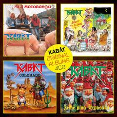 Kabát Original Albums 4CD Vol.1 (4 CD)