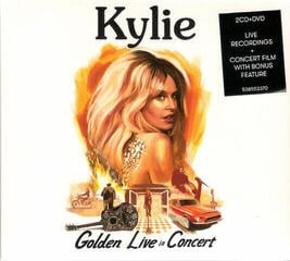 Kylie Minogue Kylie - Golden - Live In Concert (2 CD + DVD)