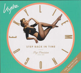Kylie Minogue Step Back In Time: The Definitive Collection (3 CD)
