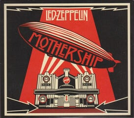 Led Zeppelin Mothership (Remaster 2014/2015) (2 CD)