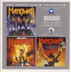 Manowar Triple Album Collection (3 CD) Hudební CD