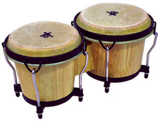 IQ Plus 6''+7'' Natural Tunable Bongos