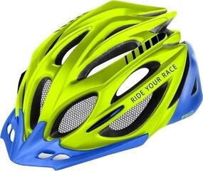 R2 Pro-Tec Matt Neon Yellow/Blue L