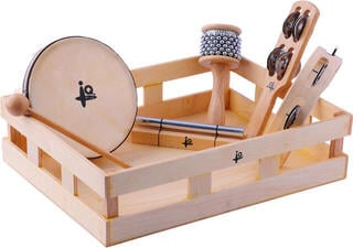 IQ Plus Music Set in Wooden Case 08