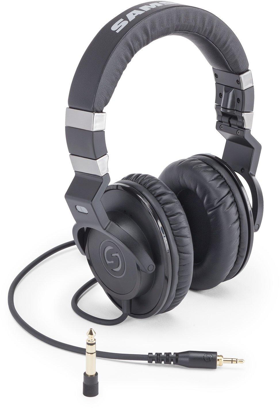 Samson Z35 DJ Headphone