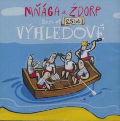 Mňága a Žďorp Výhledově! Best of 25 let (CD)