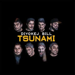 Divokej Bill Tsunami (Vinyl LP)