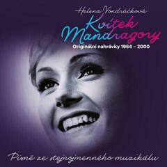 Helena Vondráčková Kvítek Mandragory (Vinyl LP)