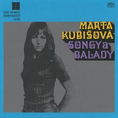 Marta Kubišová Songy a balady (Vinyl LP)
