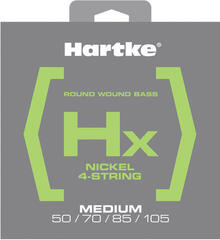 Hartke HX450 Medium 50-105