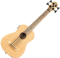 Kala U-Bass Bamboo with Deluxe Bag