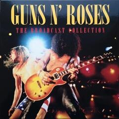 Guns N' Roses The Broadcast Collection (4 LP)