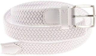 Alberto Gürtel Basic Braided White