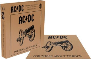 AC/DC For Those About To Rock Puzzle