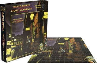David Bowie The Rise And Fall Of Ziggy Stardust And The Spiders From Mars (500 Piece Jigsaw Puzzle)