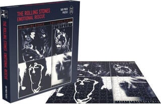 The Rolling Stones Emotional Rescue Puzzle