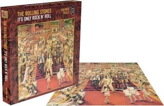 The Rolling Stones It's Only Rock 'N Roll Puzzle