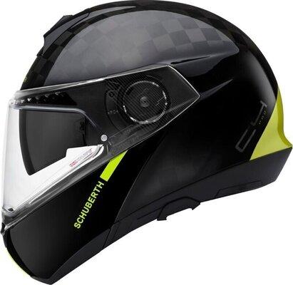 Schuberth C4 Pro Carbon Fusion Yellow XL