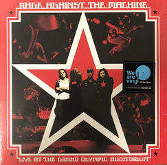 Rage Against The Machine Live At The Grand Olympic Auditorium (2 LP)