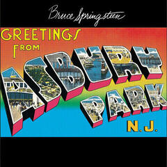 Bruce Springsteen Greetings From Asbury Park (Vinyl LP)