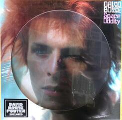 David Bowie Space Oddity (Picture Vinyl Album)