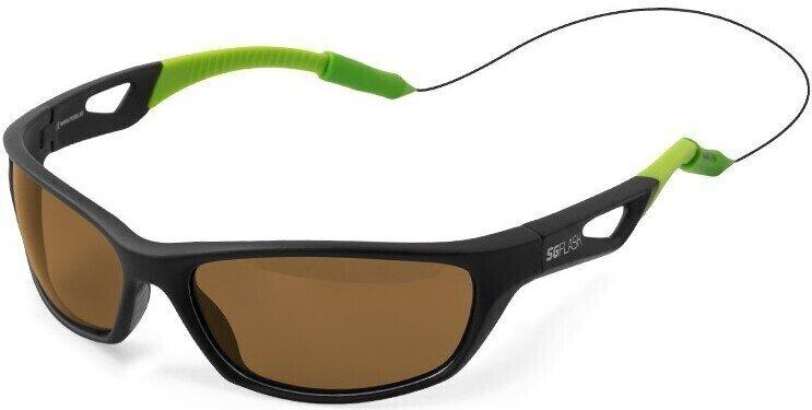 Delphin Polarizační brýle SG Flash hnědá skla