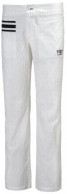 Helly Hansen W Oslo Fjord Linen Pants - White - 32