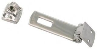 Lindemann Masivní nerezová petlice 75x31mm AISI304