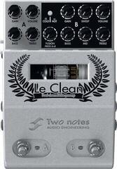 Two Notes Le Clean