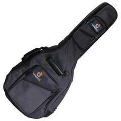 Bespeco BAG110AG Gigbag for Acoustic Guitar Anthracite Grey