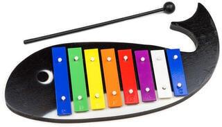 IQ Plus IQ-W045-08 8-Note Whale Xylophone