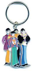 The Beatles Standard Keychain Yellow Submarine Band