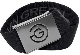 Galvin Green Warren Nylon Belt Black