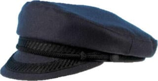 Sailor Capitaine Casquette Breton Navy