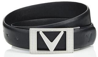 Callaway Reversible Belt With Caviar M Womens