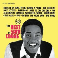 Sam Cooke Best Of Sam Cooke (LP)