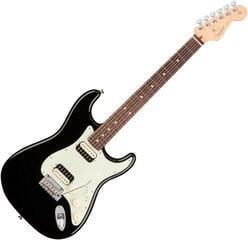 Fender American PRO Stratocaster HH Shawbucker RW Black (B-Stock) #923583