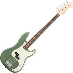 Fender American PRO Precision Bass RW Antique Olive