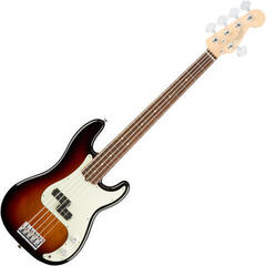 Fender American PRO Precision Bass V RW 3 Color Sunburst
