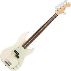 Fender American PRO Precision Bass V RW Olympic White