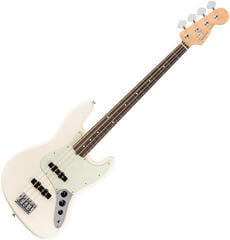 Fender American PRO Jazz Bass RW Olympic White