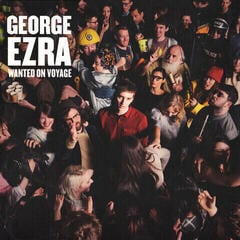 George Ezra Wanted On Voyage (LP + CD)